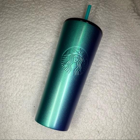 Starbucks aluminum Tumbler ombré
